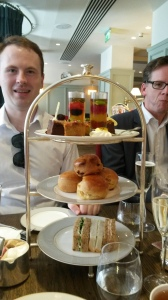 Afternoon tea at 108 Brasserie